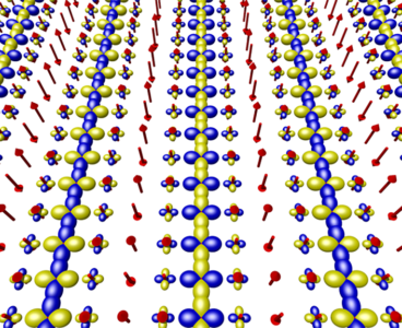 Scientists see energy gap modulations in a cuprate superconductor